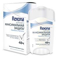 Rexona Антиперспирант крем Свежесть и чистота