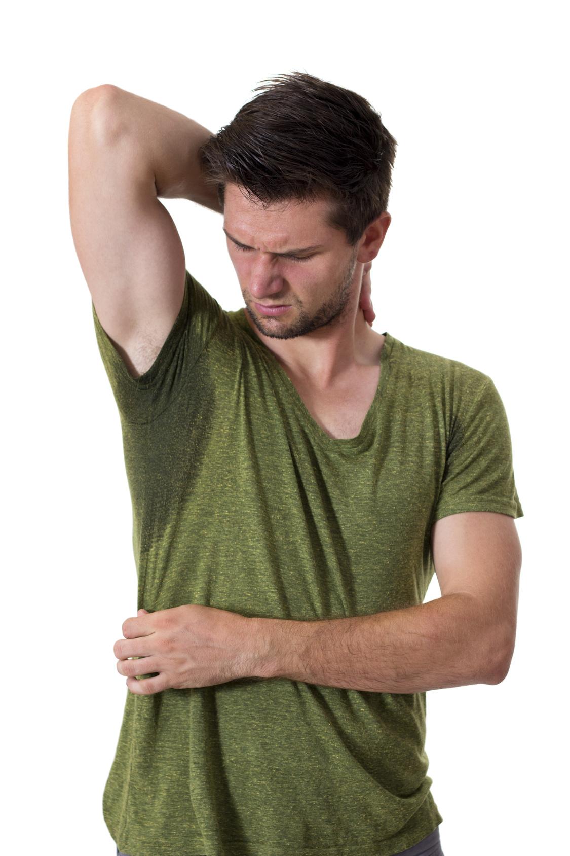 Лечение потливости ног и подмышек уротропином