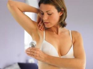 Дезодорант при беременности