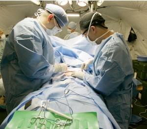 Хирургическая процедура ( симпатэктомия) - это радыкальный способ решения вопроса при гипергидрозе