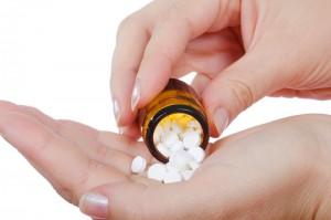 Потные подмышки - возможно побочный эффект от приема лекарств