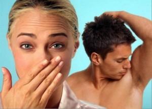 Обращайте внимание на изменения аромата пота