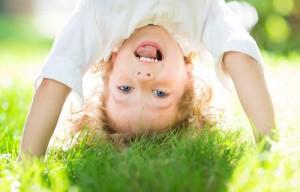 Займите ребенка природой и активным образом жизни