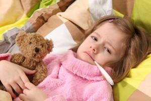 Если ребенок долго болеет - это возможно не просто простуда
