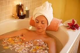 Принимайте лечебные ванны с травами