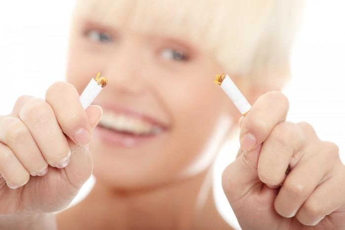 Гипергидроз при курении