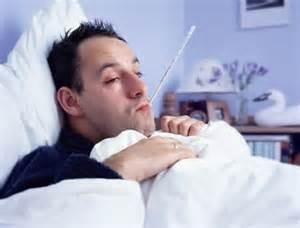 Температура тела напрямую влияет на потоотделение