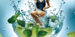 Ванночка с мятой поможет устранить противный душок