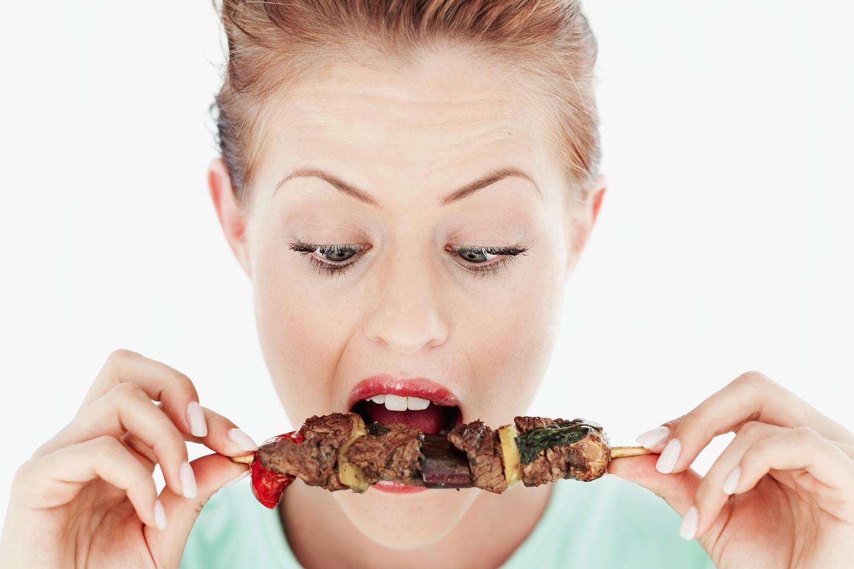 после еды сильный запах изо рта