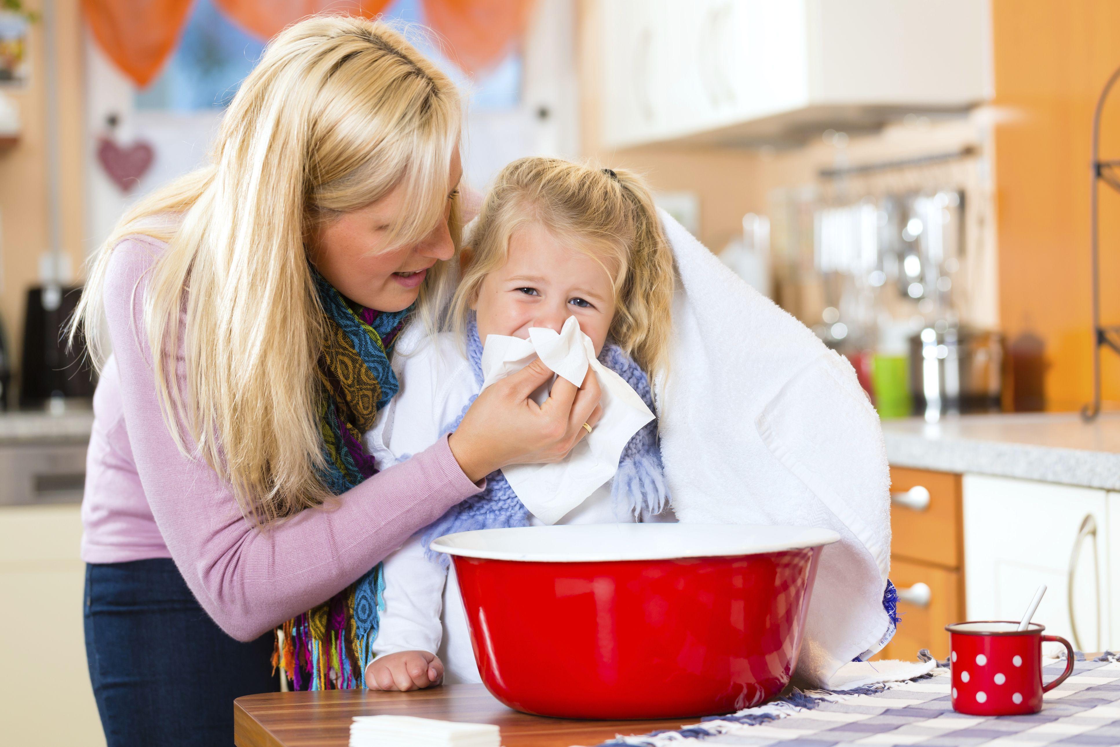 Народные средства для лечения потницы у детей и взрослых