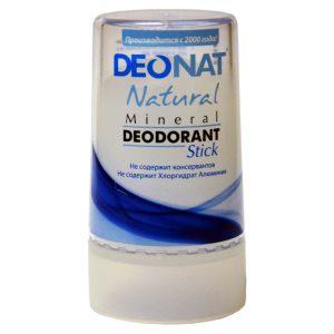 Дезодорант Деонат - природный и натуральный кристалл