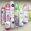 Рейтинг лучших антиперспирантов и дезодорантов